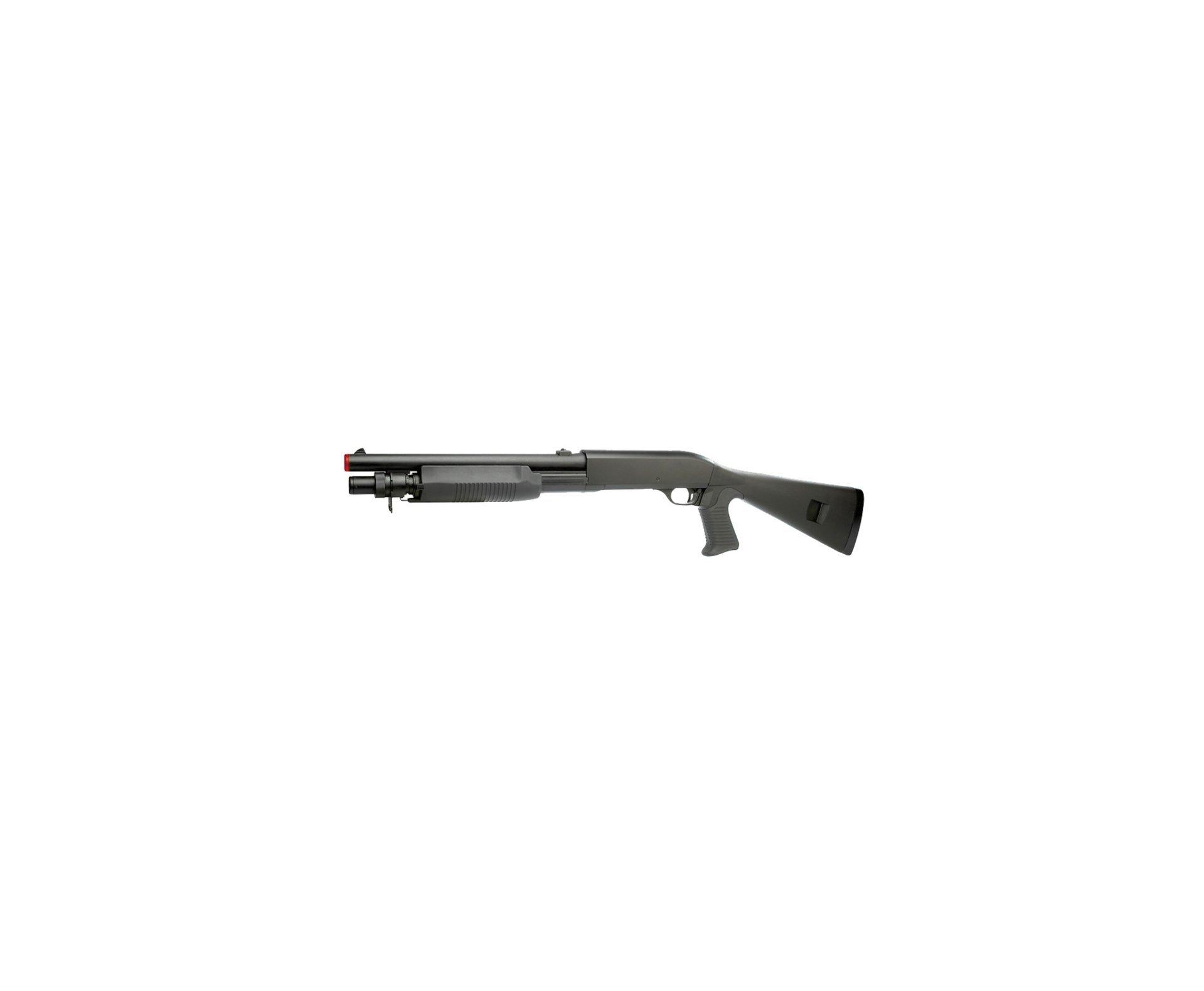 Shotgun Airsoft - Ms Calibre 6,0 Mm - Firepower