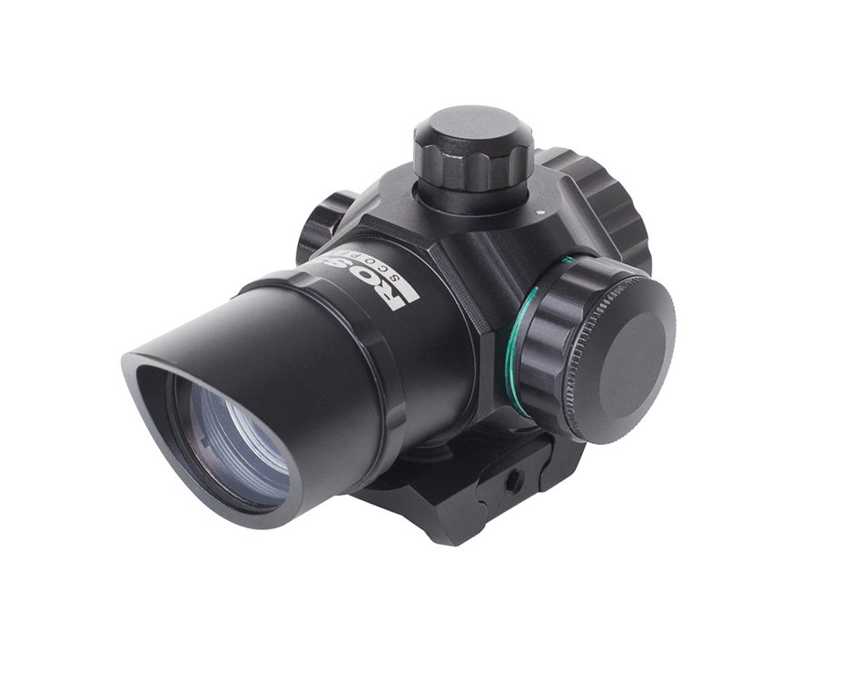 """Mira Holográfica Hd22c (red-dot) Mounts 7/8"""" - Rossi"""