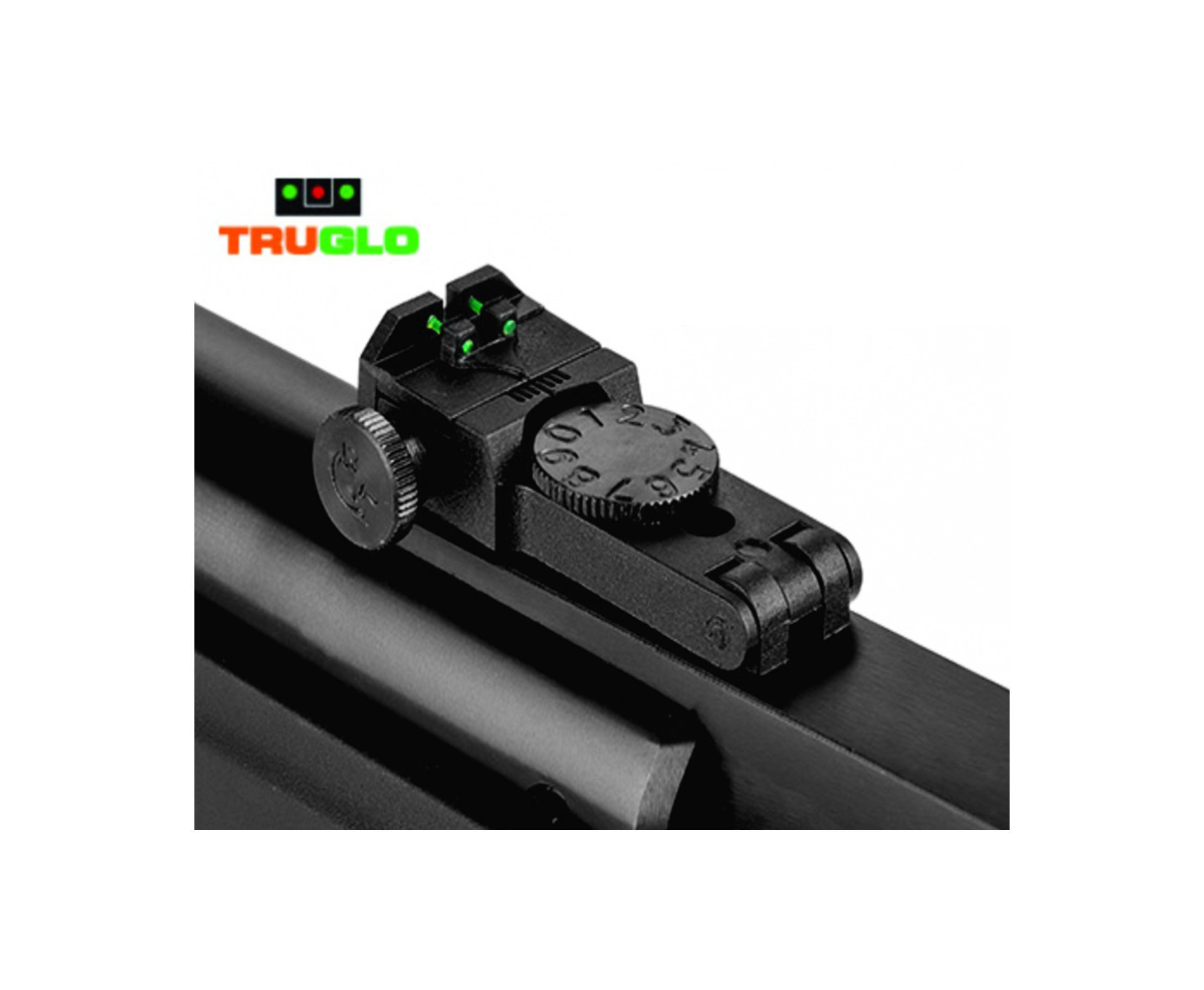 Carabina De Pressão Hatsan Ht 125 Sniper Vortex Gas Ram 75kg Cal 5,5 Mm - Sistema Sas