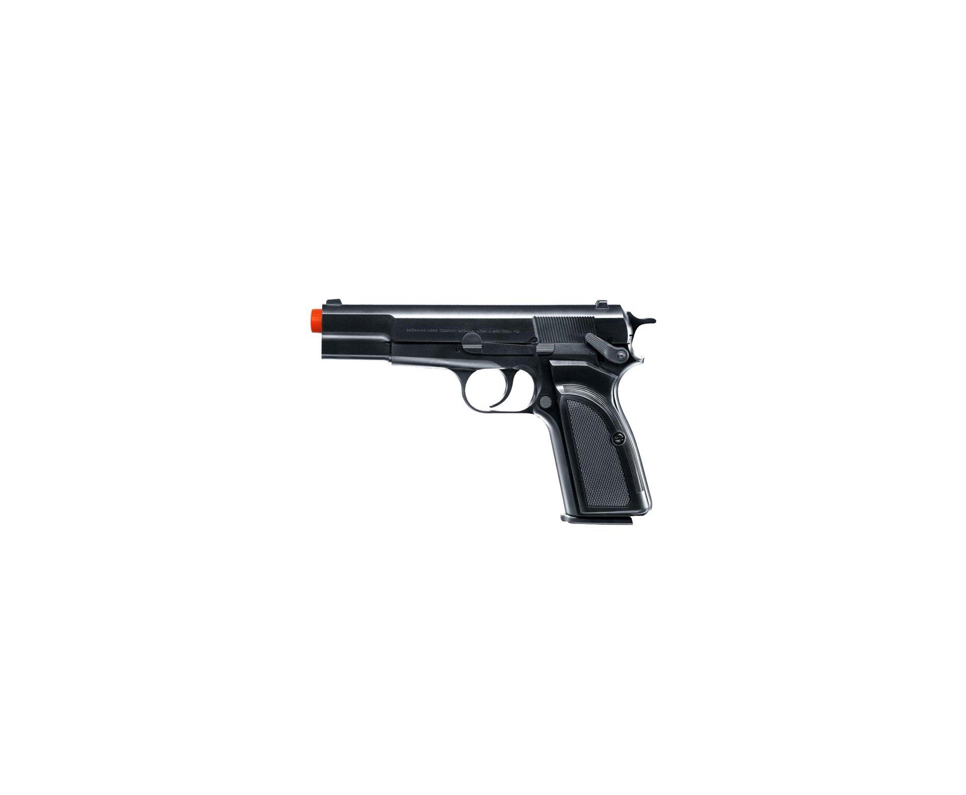 Pìstola De Airsoft Hi Power Mark Iii - Calibre 6,0 Mm - Abs