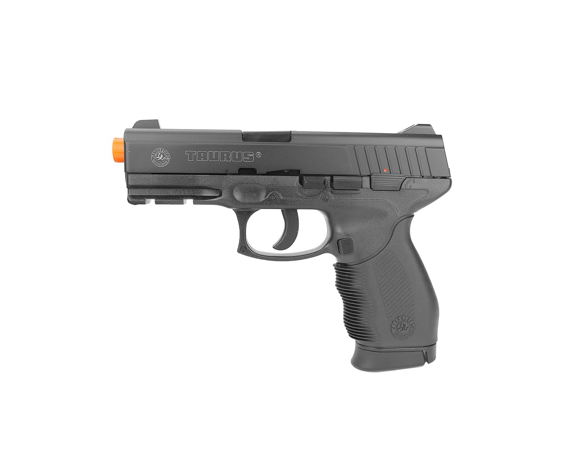 Pistola De Airsoft Gas Co2 Taurus Pt 24/7 Cal 6,0mm Cybergun