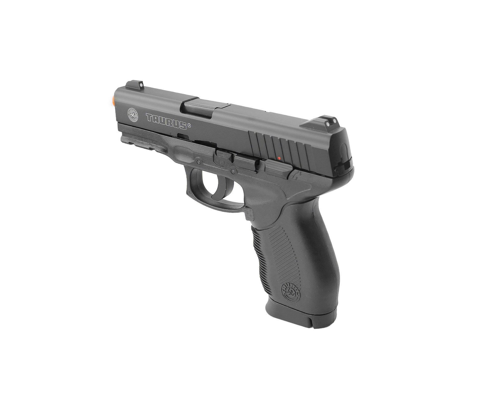 Pistola De Airsoft Gas Co2 Taurus Pt 24/7 Cal 6,0mm Cybergun