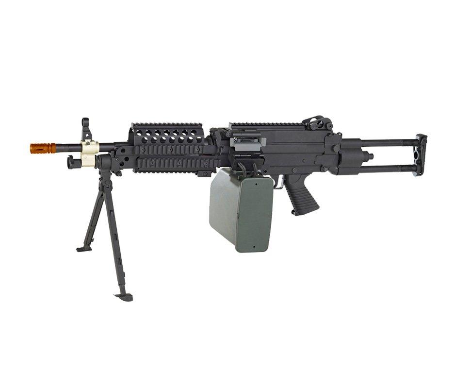 Rifle De Airsoft Mk46 - Calibre 6,0 Mm - Cybergun - 220 V