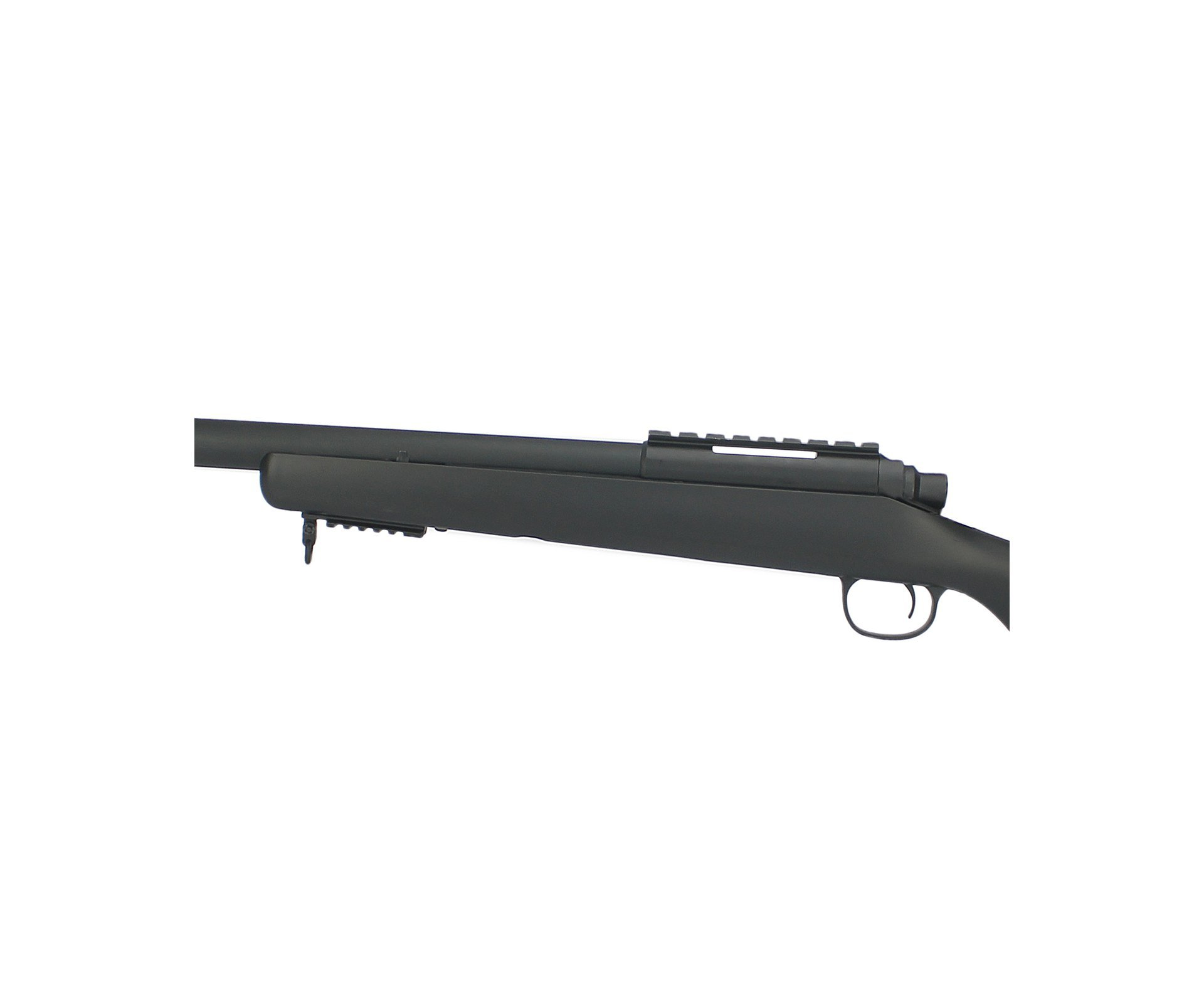 Rifle Sniper De Airsoft Gás Gbb G23b Com Bipé Cal 6,0mm Well