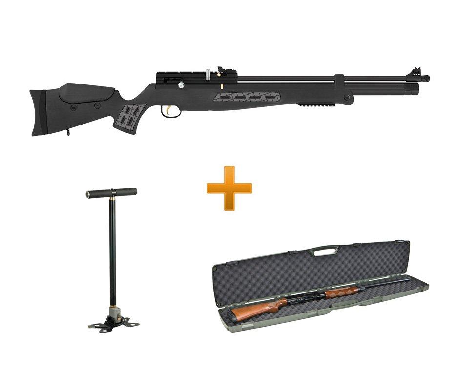 Carabina Pcp Hatsan Bt65sb 5.5 + Case Plano + Bomba Manual