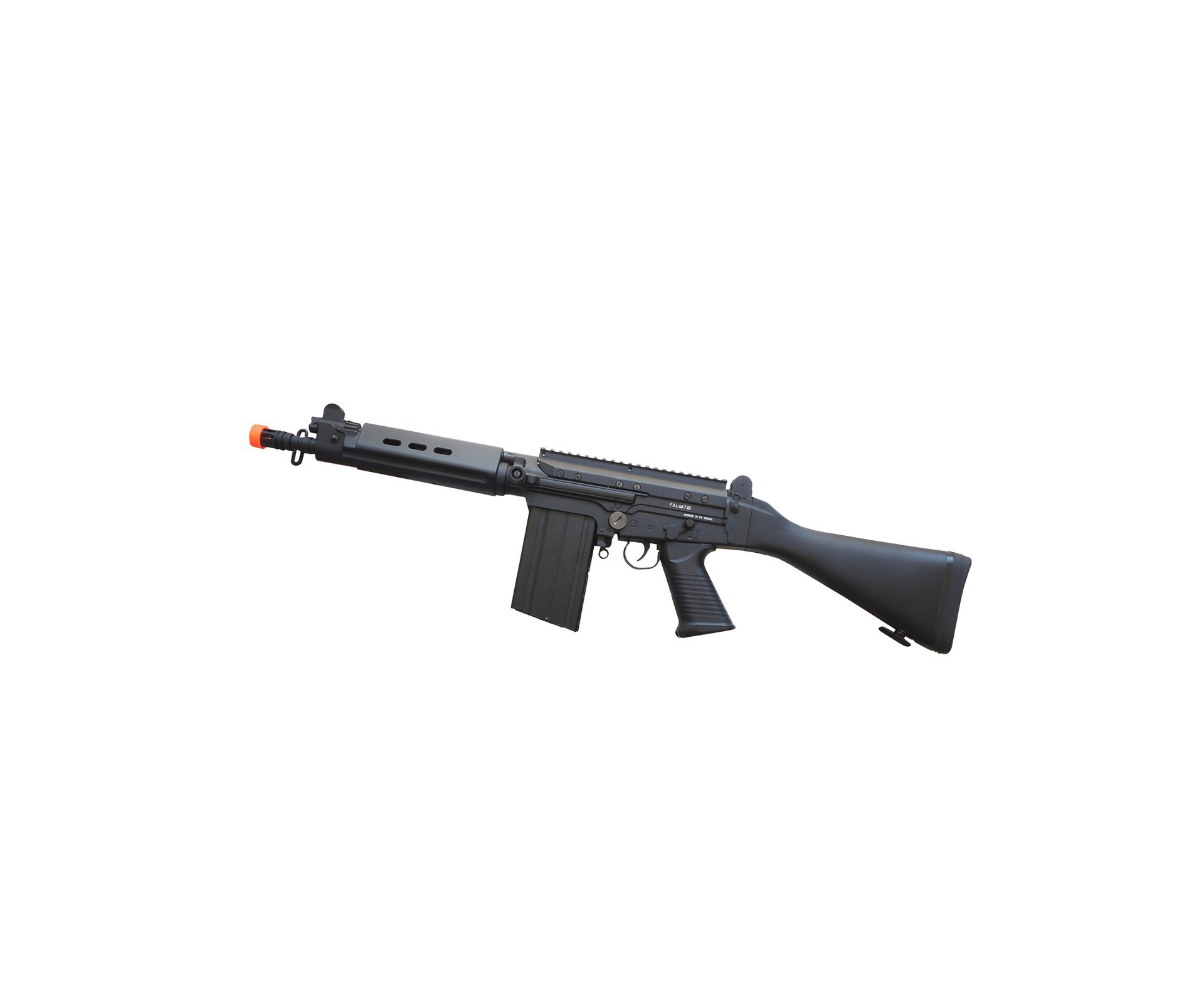 Rifle De Airsoft Fn Herstal Fal - Blow Back - Cal 6,0mm - Bivolt - Cybergun