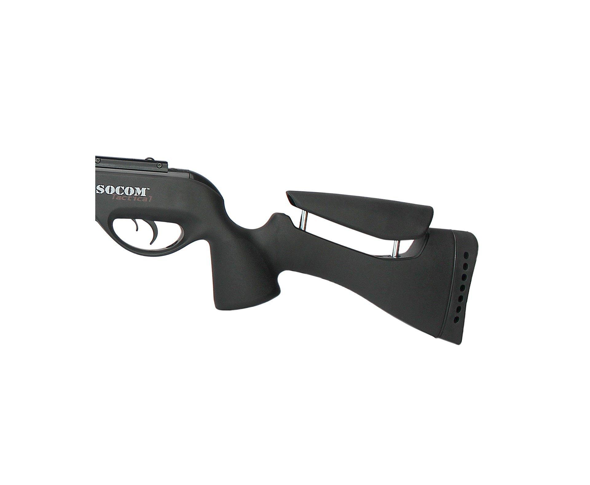 Carabina De Pressão Gamo Socom 1000 Tactical - Calibre 5,5 Mm