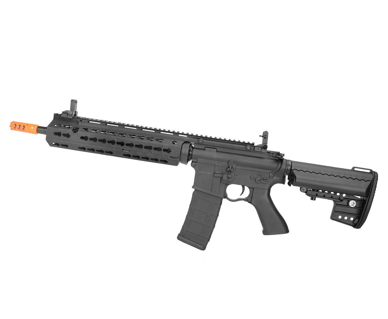 Rifle De Airsoft Cyma M4 Long Keymod Cm619 Bivolt Cal 6.0mm Cyma