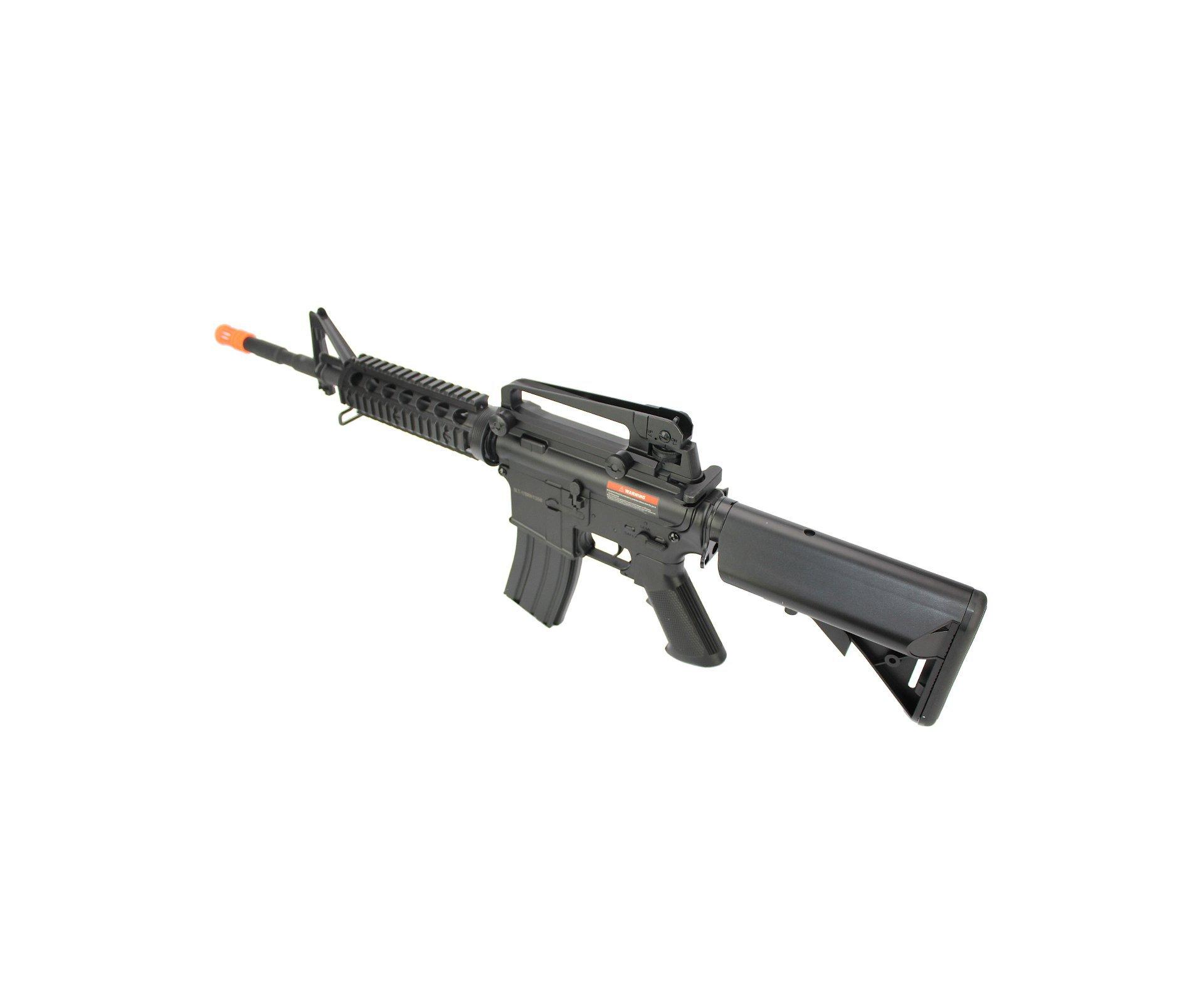 Rifle De Airsoft M4a1 Ris Cm507 Bivolt Cal 6.0mm Cyma