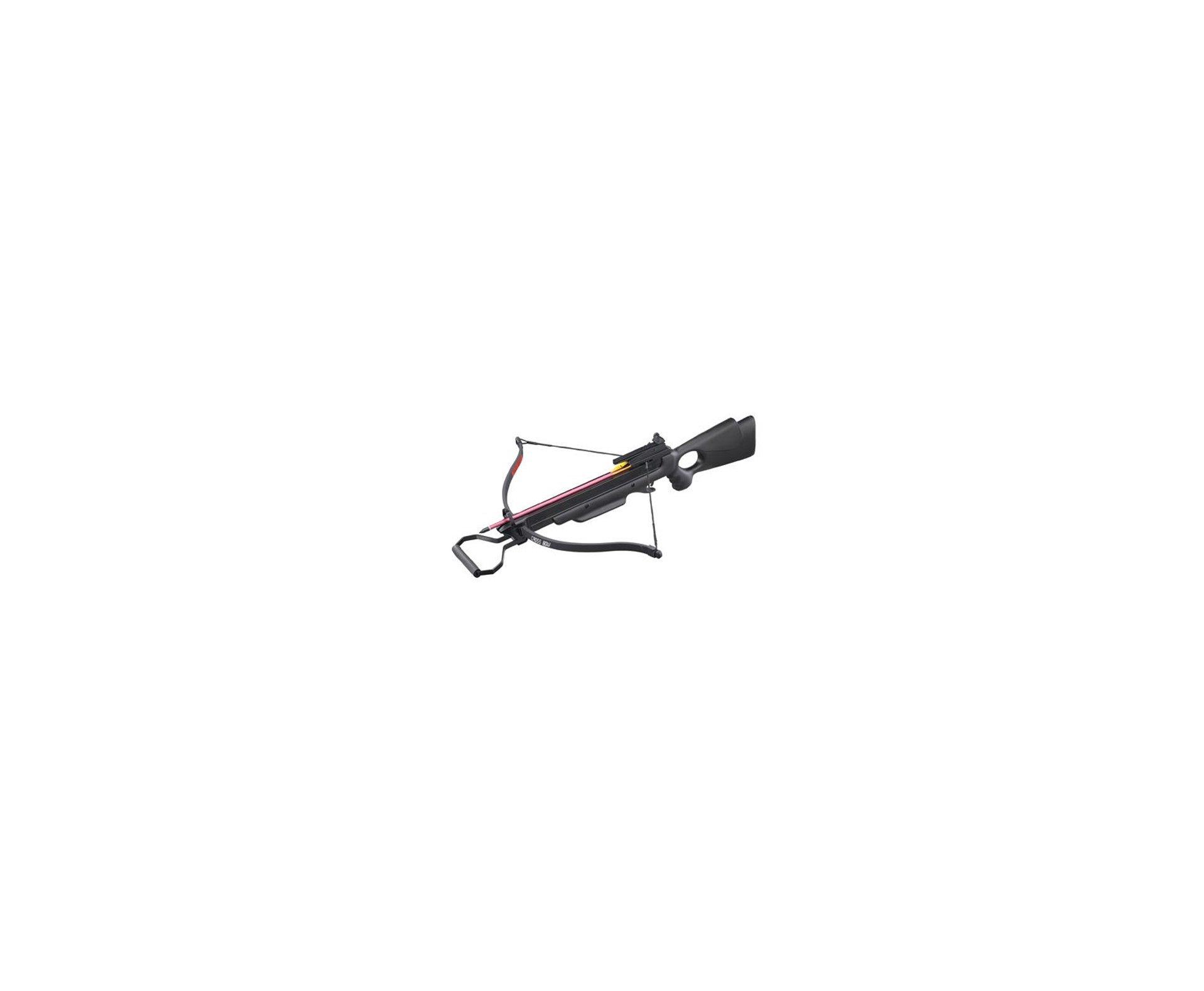 Besta/balestra Recurvo Black - 150 Lbs - Man Kung