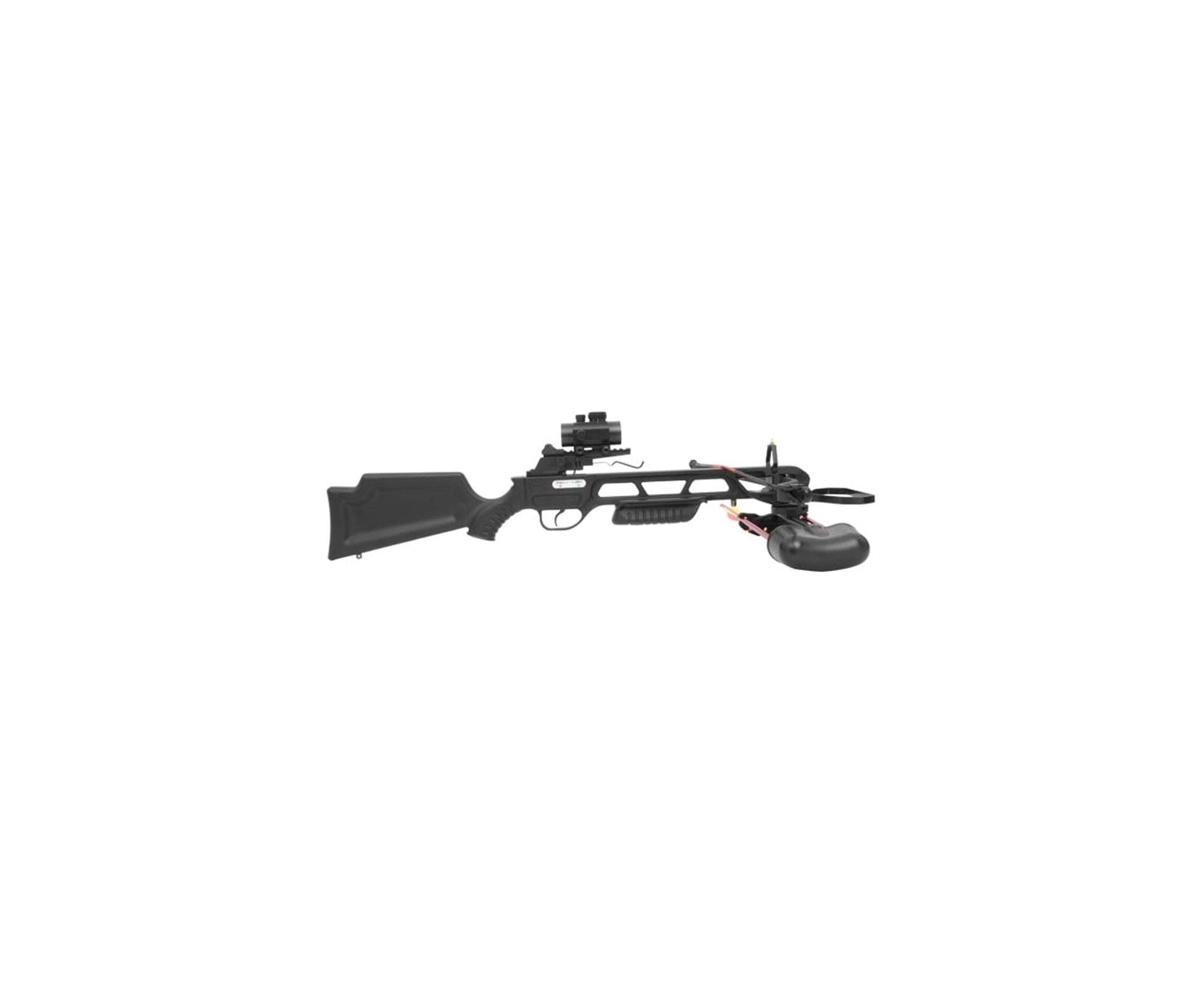 Besta/balestra Recurvo Kit Mk-175- 160 Lbs + Red Dot + Bandoleira + Quiver - Man Kung