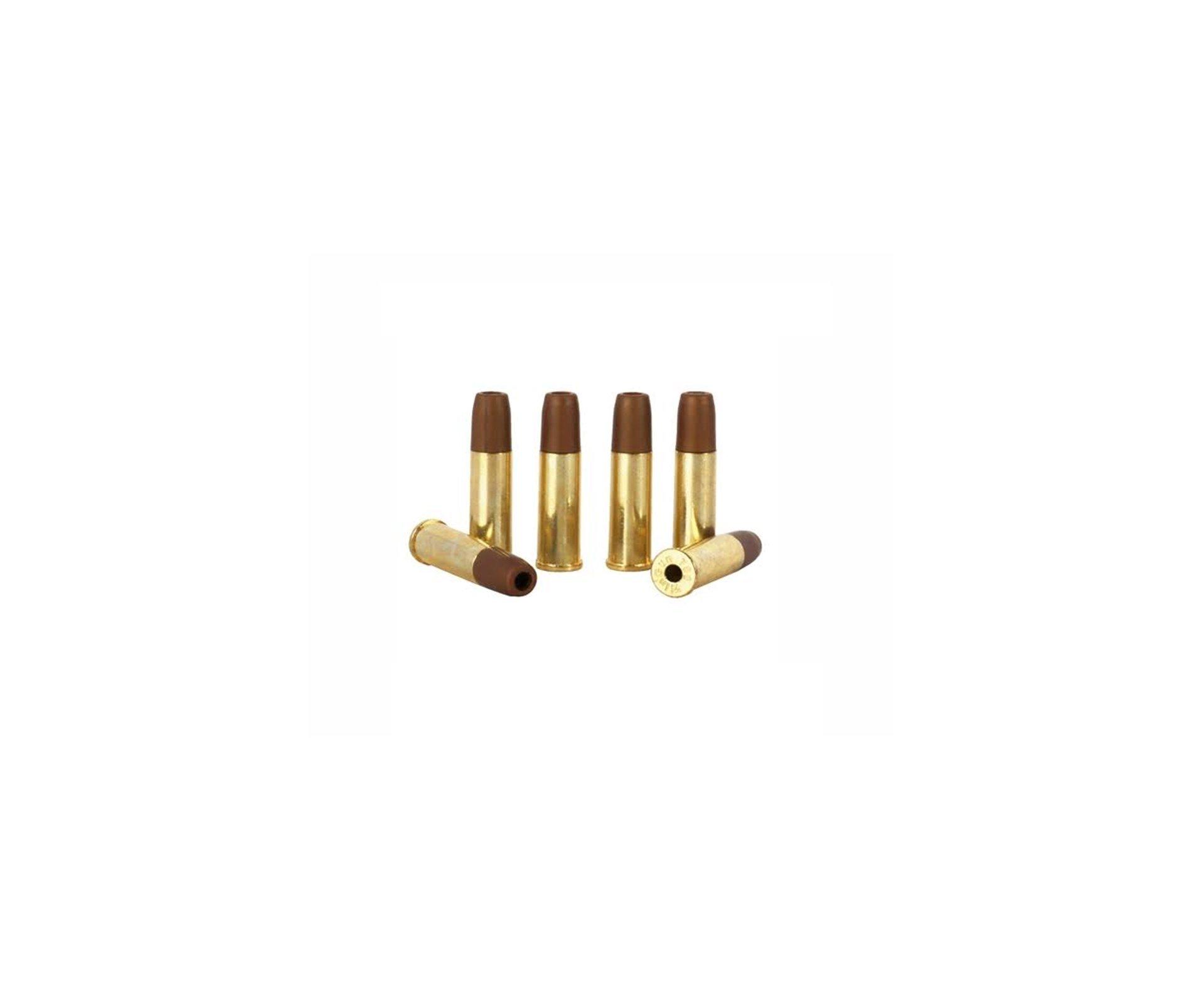 Cápsula /magazine Para Revólver De Pressão Co2 Rossi M701 E Asg Dan Wesson 4,5mm