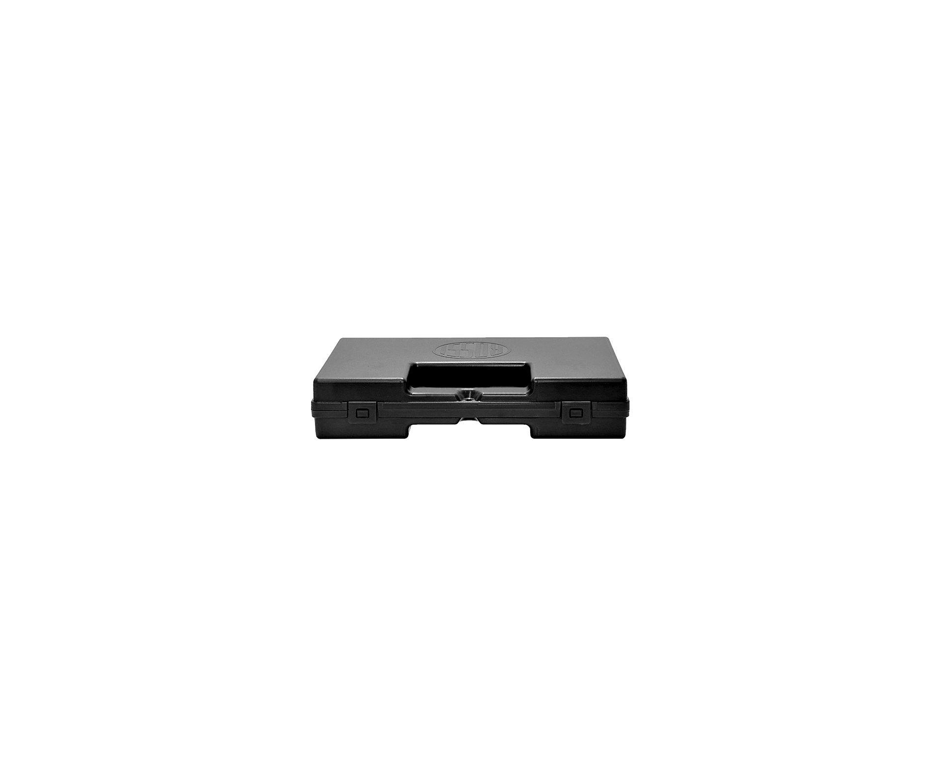 Pistola De Pressão Gas Co2 Wg Glock W119 Slide Metal Blowback 4,5mm + Case + Bbs + Co2
