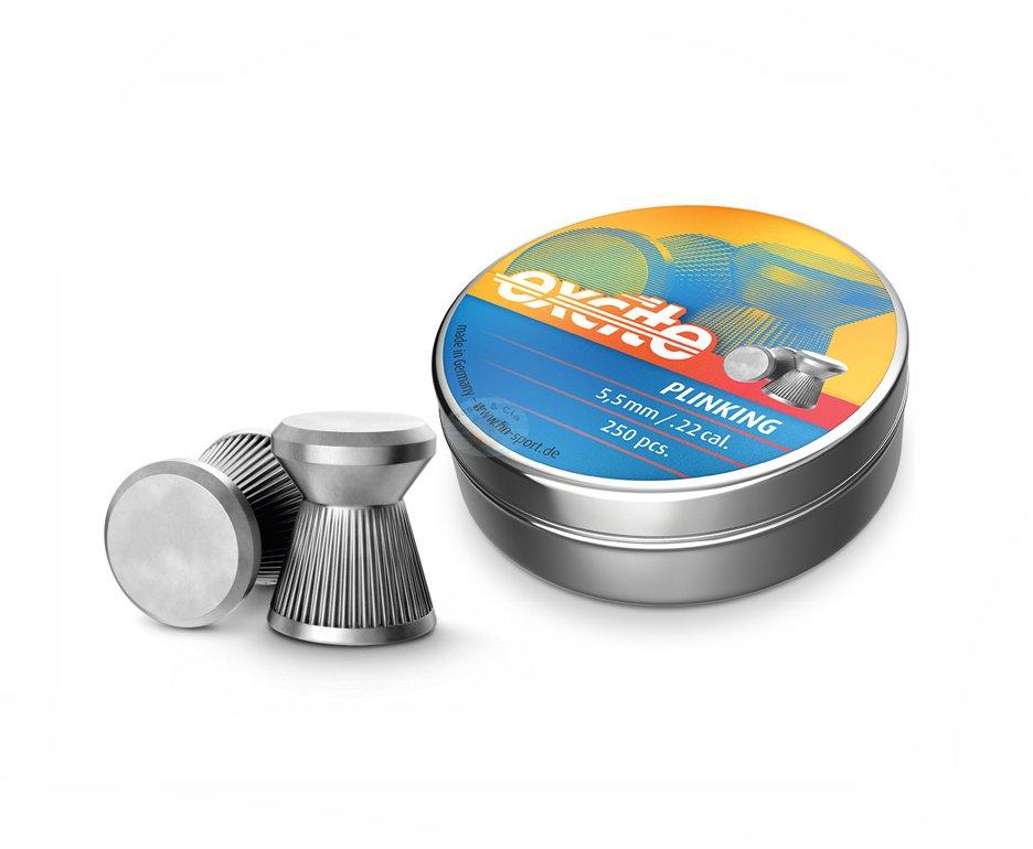 Chumbinho Profissional H&n Excite Plinking 5,5mm 250und