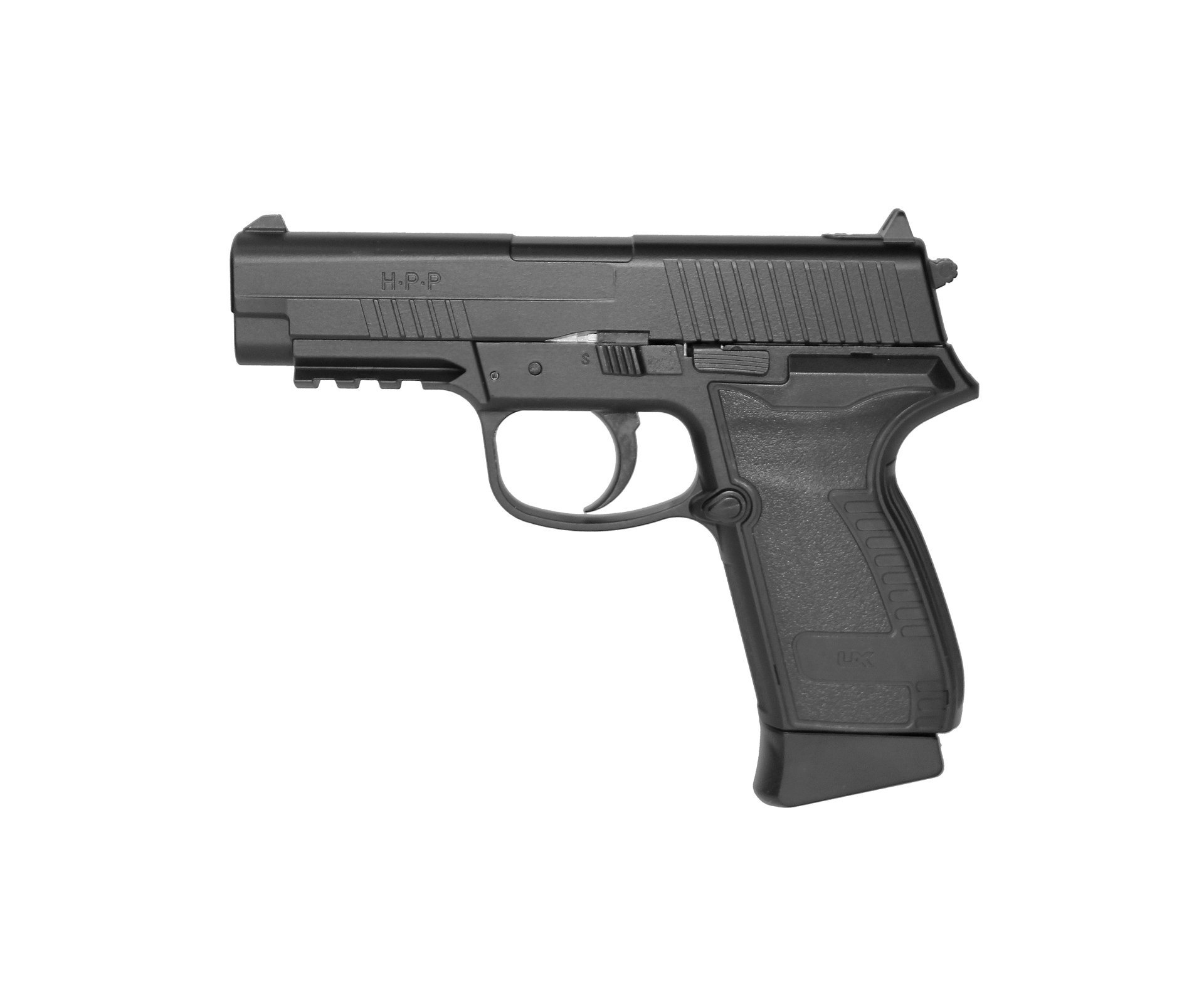 Pistola De Pressão Co2 Hpp Blowback Full Metal 4,5mm Umarex