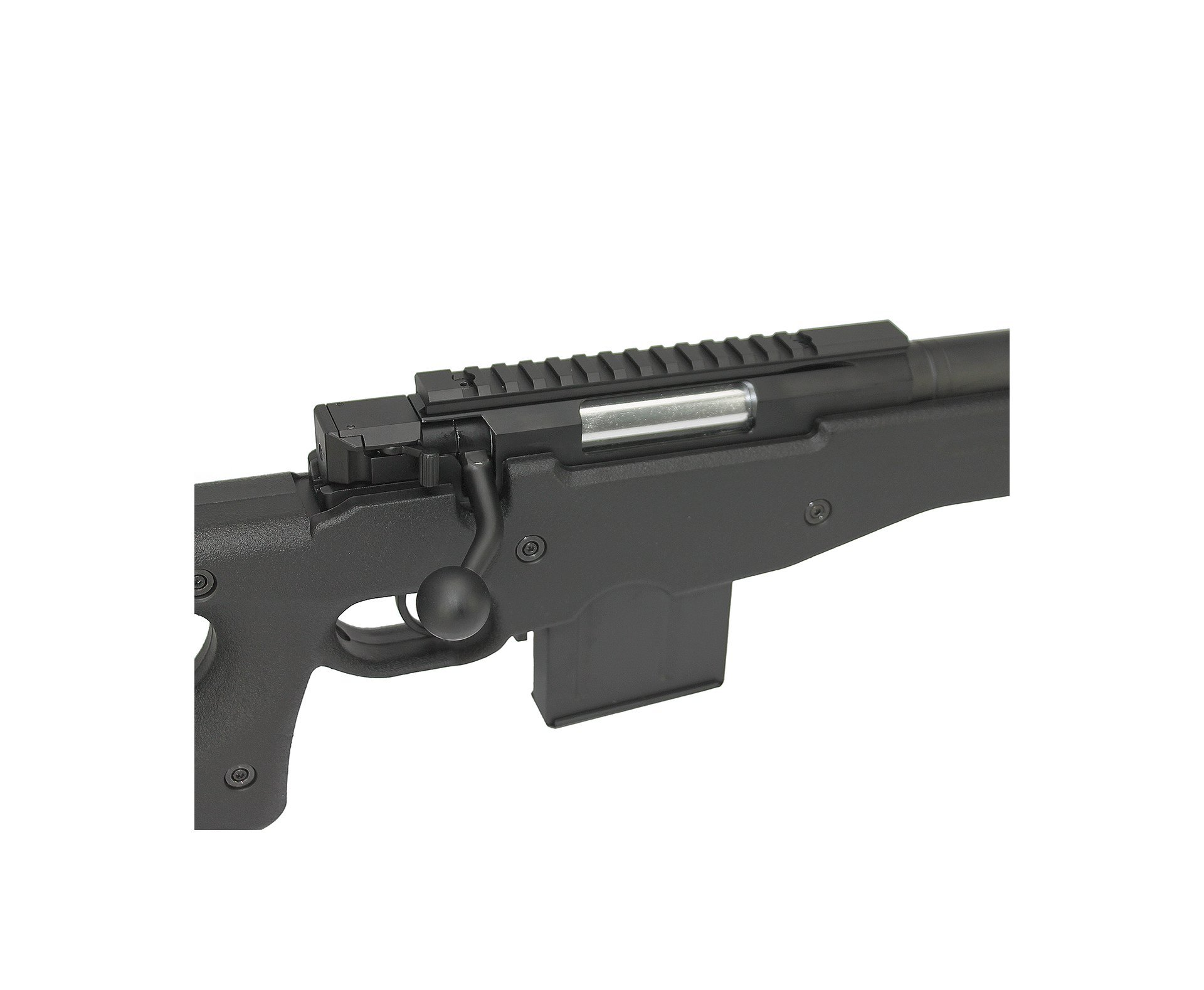 Rifle De Airsoft Sniper L96 Cyma 6mm Cm.703bk