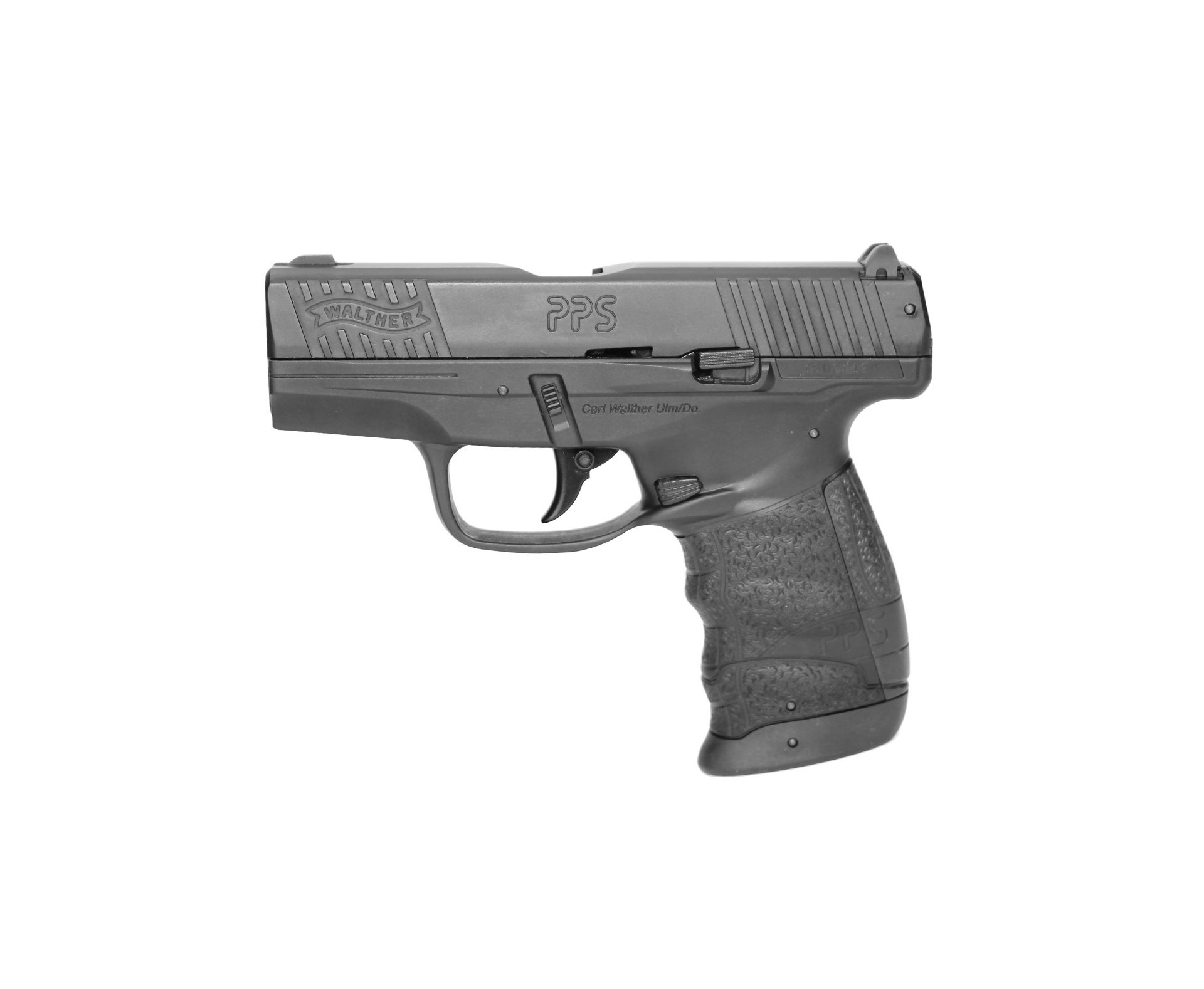 Pistola De Pressão Gas Co2 Walther Pps M2 Blowback 4,5mm