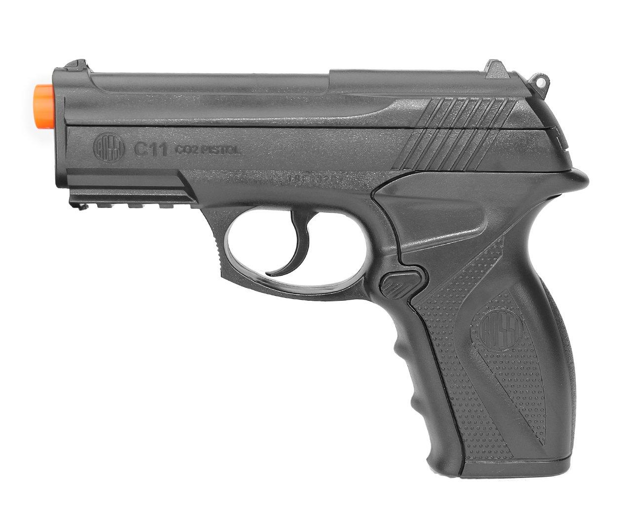 Pistola De Airsoft Gas Co2 Wg C11 6,0mm - Win Gun