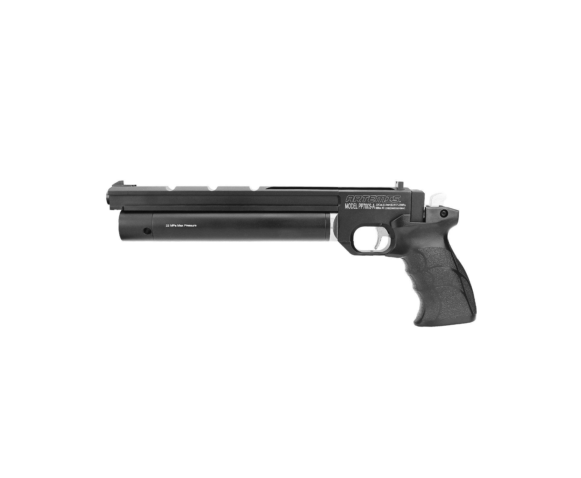 Pistola De Pressão Pcp Pp700s-a Olimpic 5.5mm Artemis