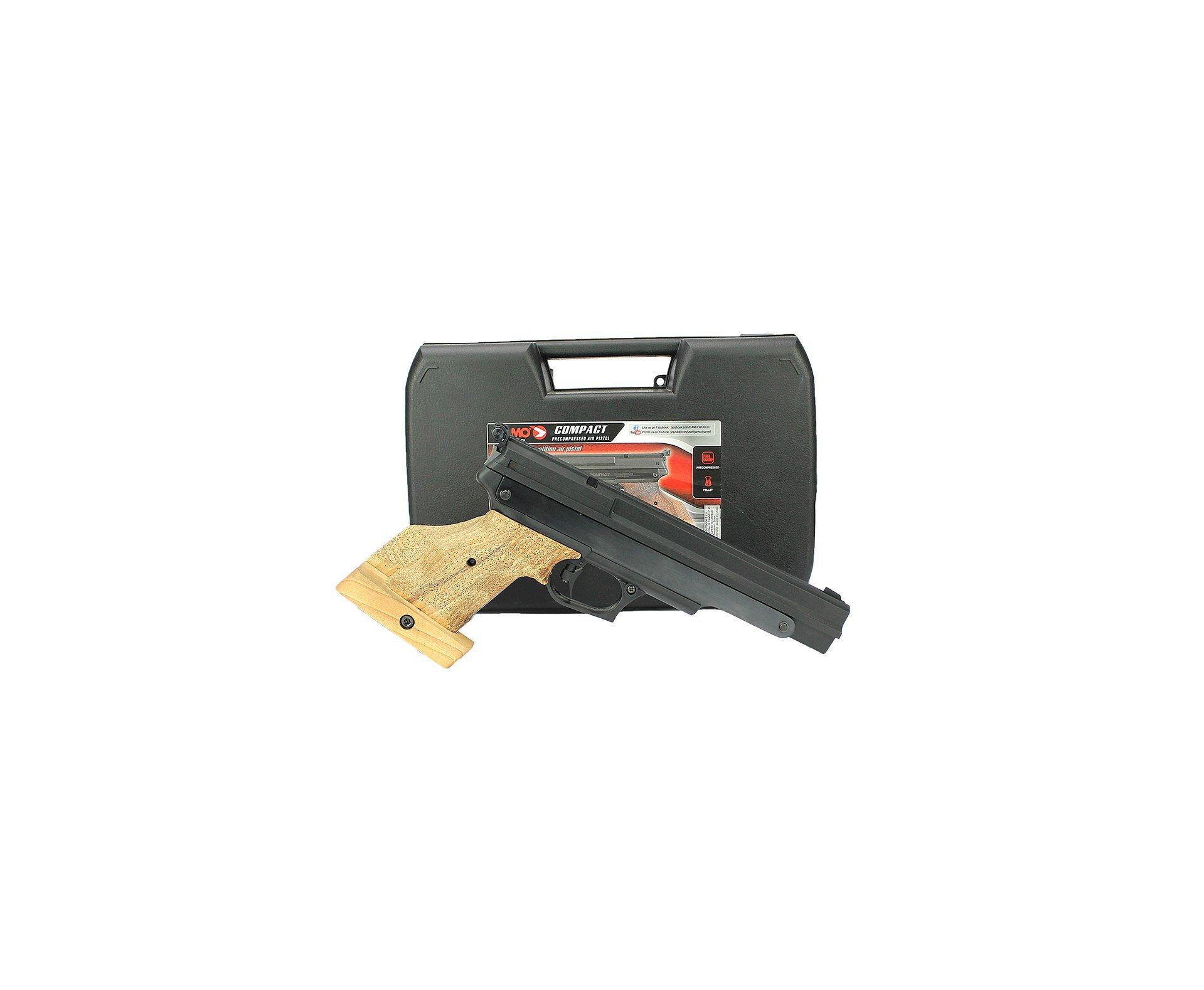 Pistola De Pressão Gamo Compact - Calibre 4,5 Mm