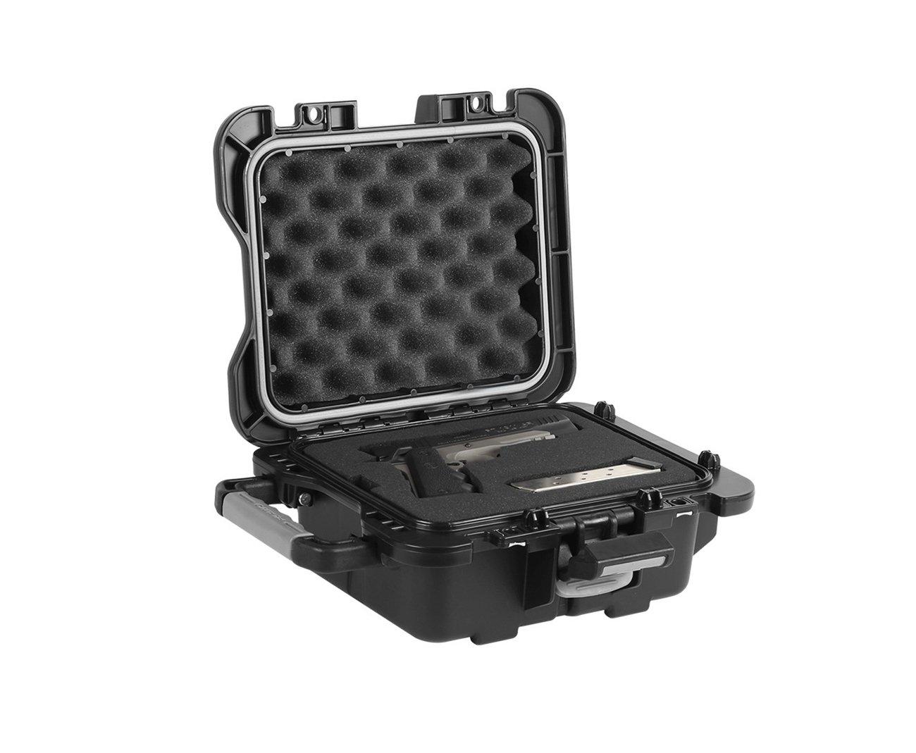 Case Plano Premium Para Pistola Field Locker 109130