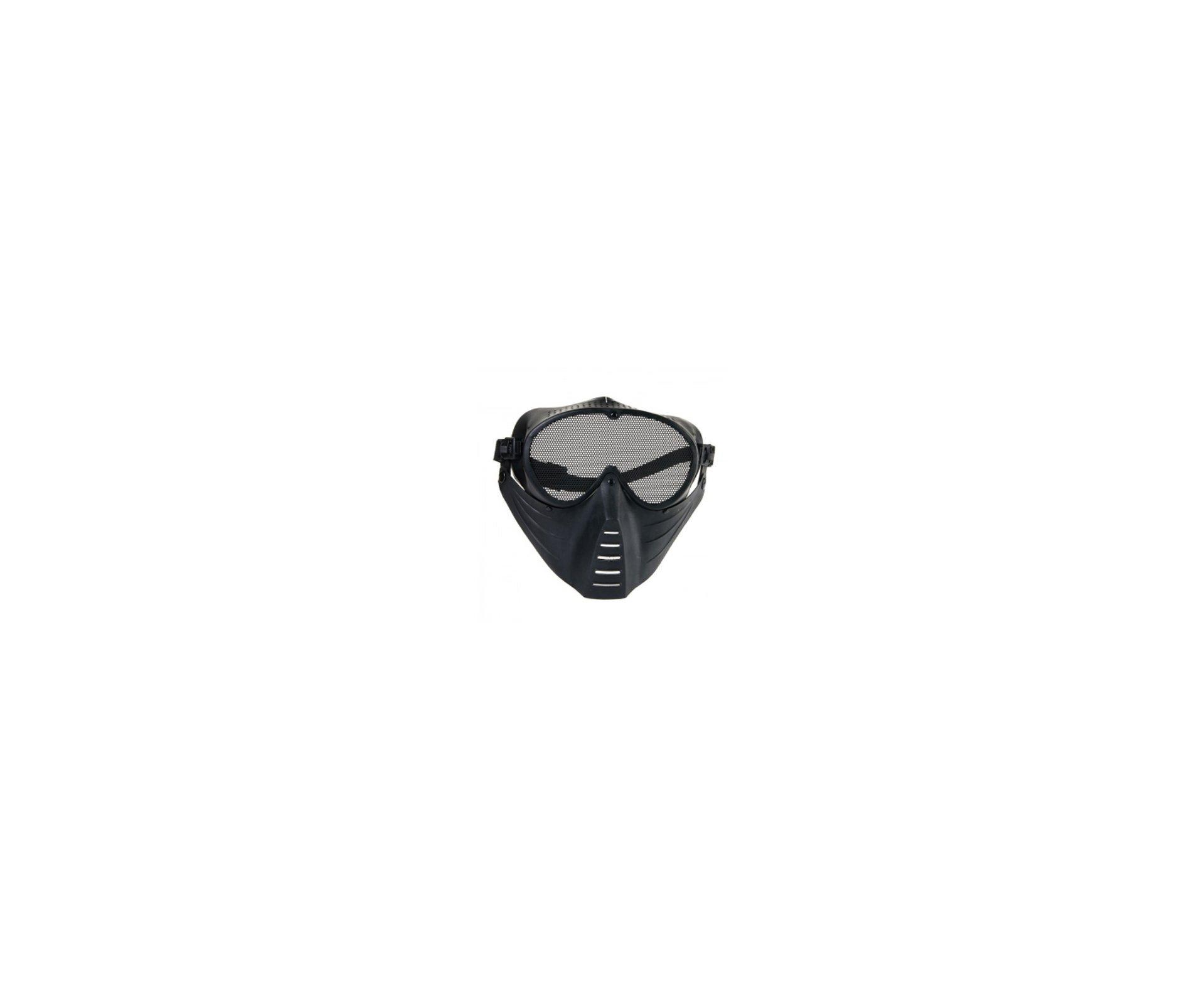 Máscara De Proteção Para Airsoft
